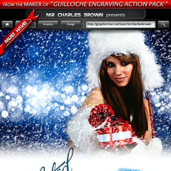 Incredible Snowfall Action Kit