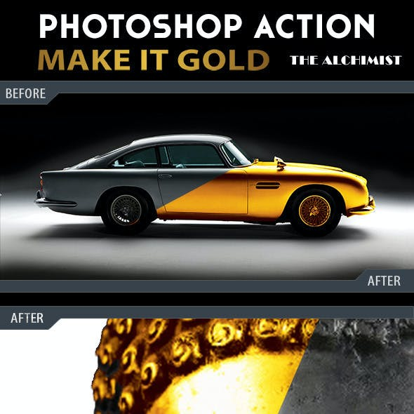 Make it Gold Action