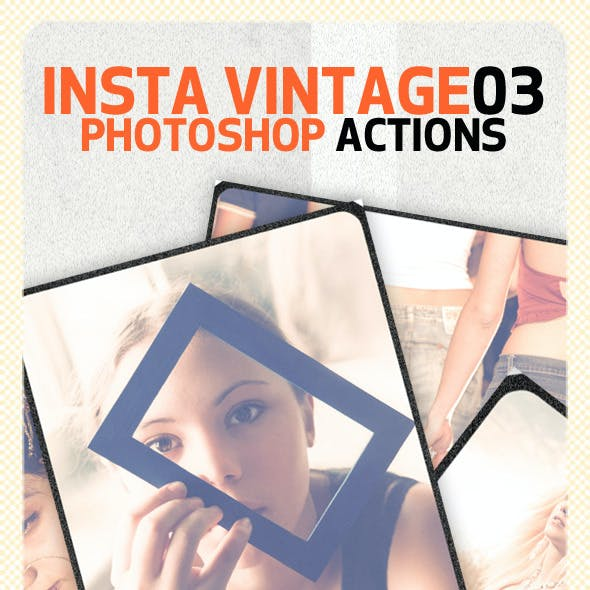 INSTA Vintage Photoshop Actions (ATN)#3