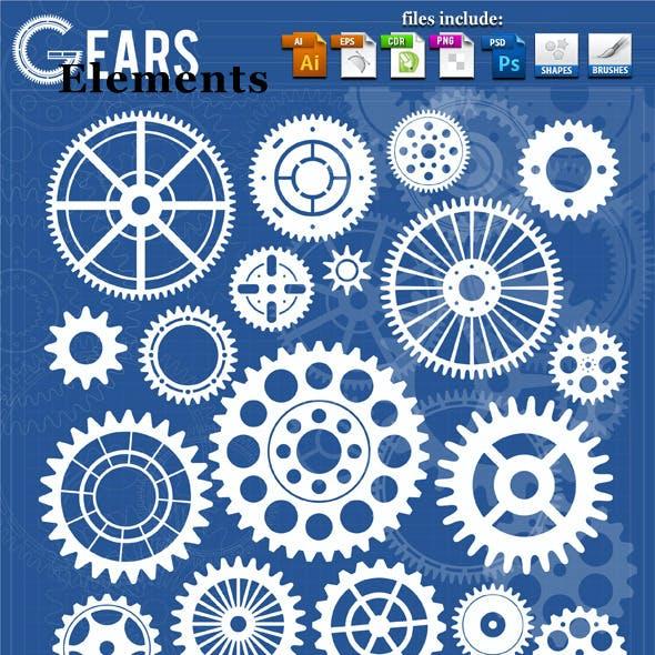 70 Gears Elements
