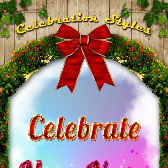 Celebration Styles