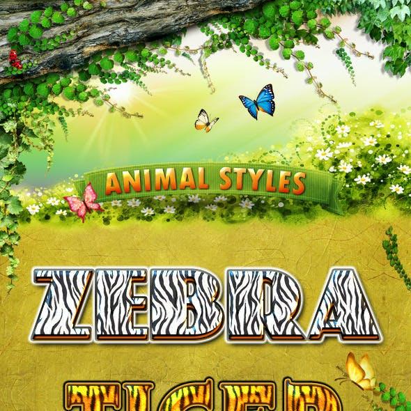 Animal Styles