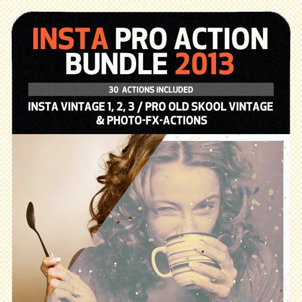 INSTA PRO Premium Action Bundle 2013