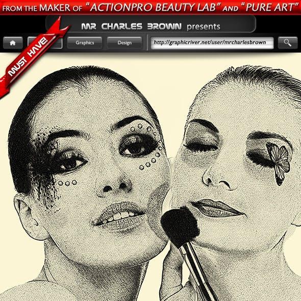 Advance Beauty Fashion Kit 2