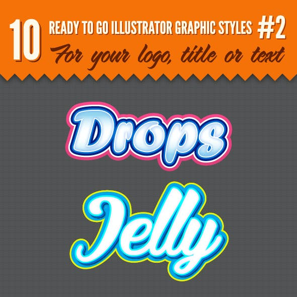 10 Logo Graphic Styles #2
