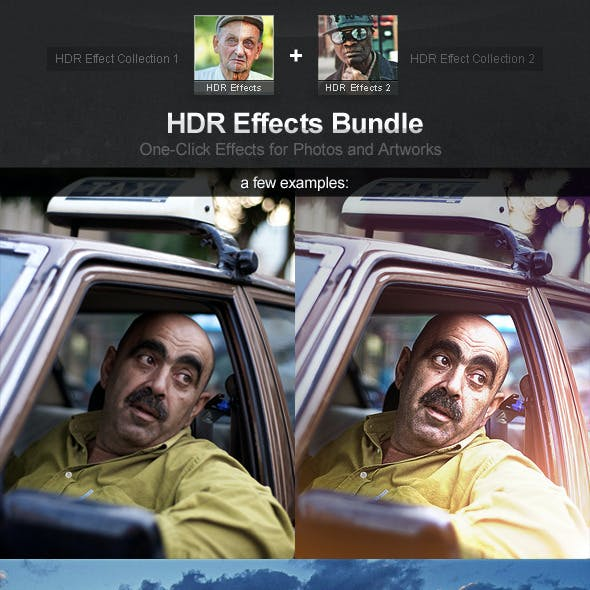 HDR Effects Bundle