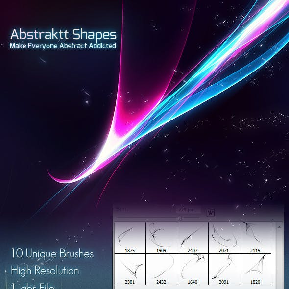 Abstraktt Shapes