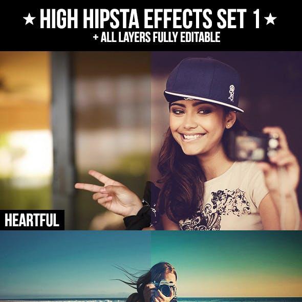High Hipsta Effects Set 1