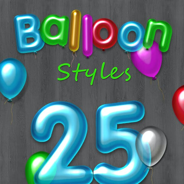 New Balloon Styles