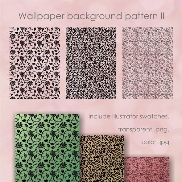 Wallpaper background pattern II