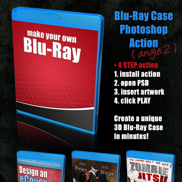 Blu-Ray Case Action Script - Angle 2