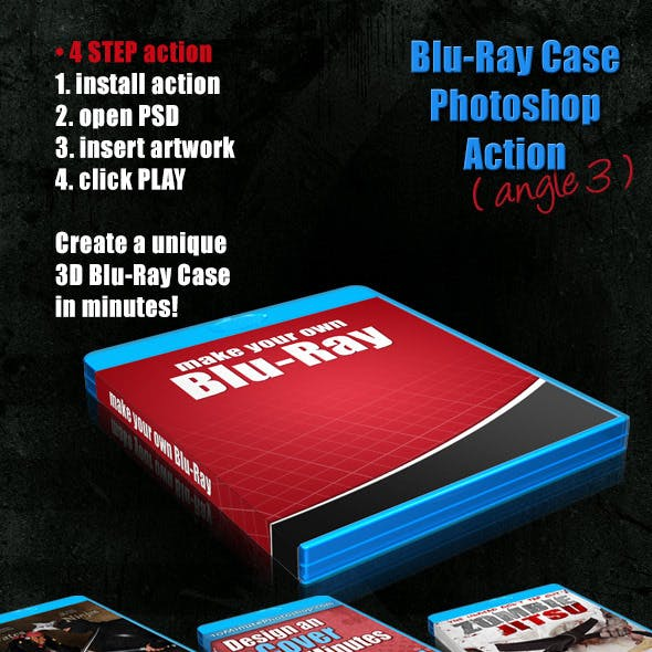 Blu-Ray Case Action Script - Angle 3