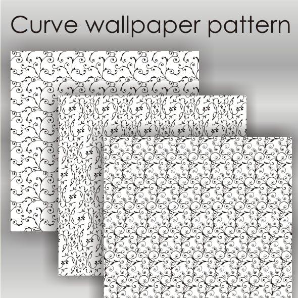 Curve Wallpaper Pattern