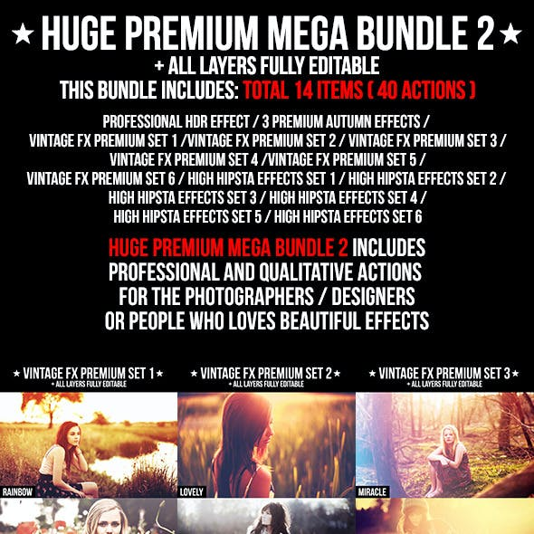 Huge Premium Mega Bundle 2