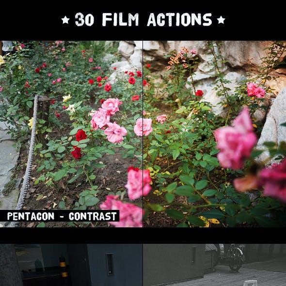 30 Film Actions