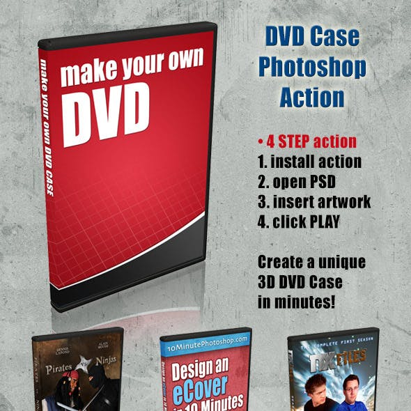 DVD Cover Action