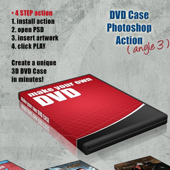 DVD Cover Action - Angle 3
