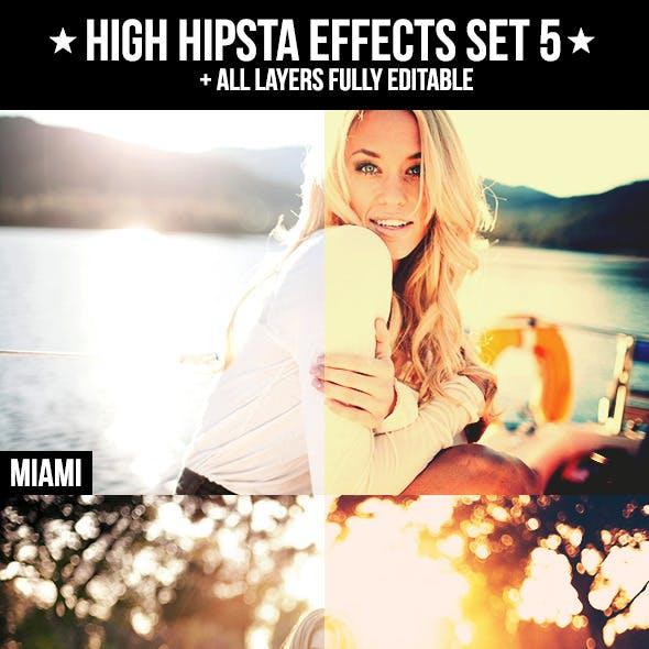 High Hipsta Effects Set 5
