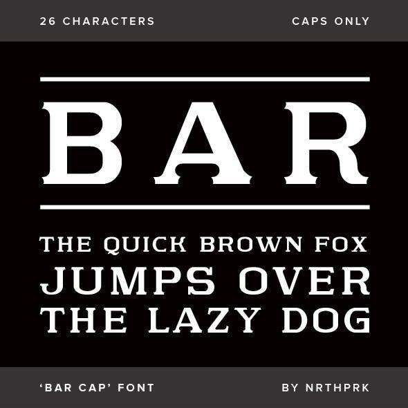Bar Cap
