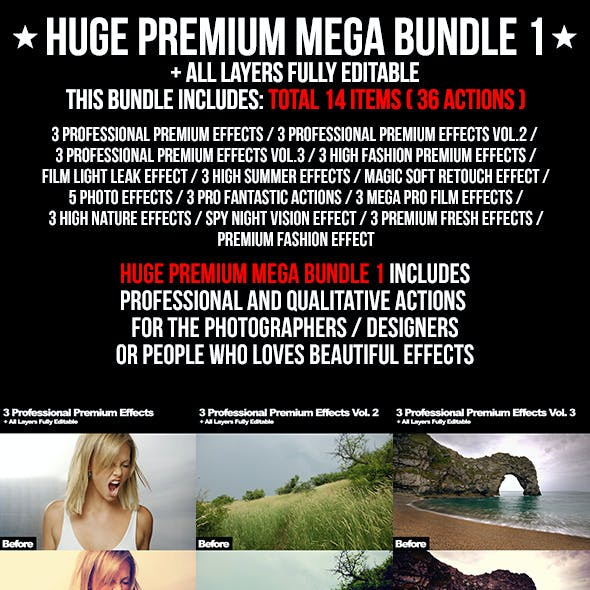 Huge Premium Mega Bundle 1