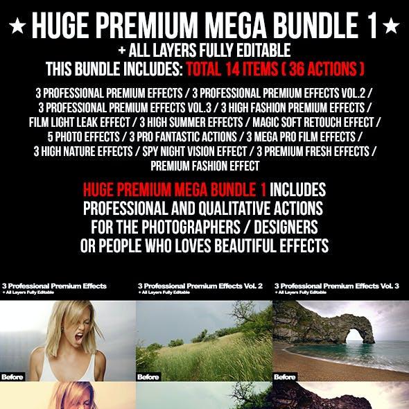 Huge Premium Mega Bundle 1