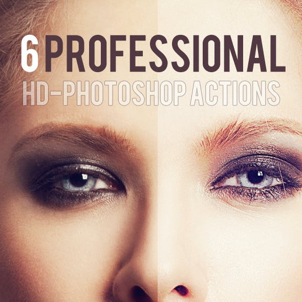 6 Pro-HD Actions