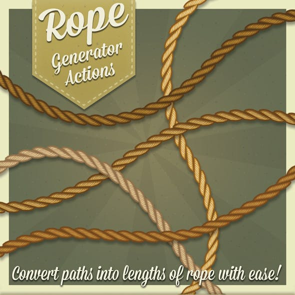 Rope Generator Actions