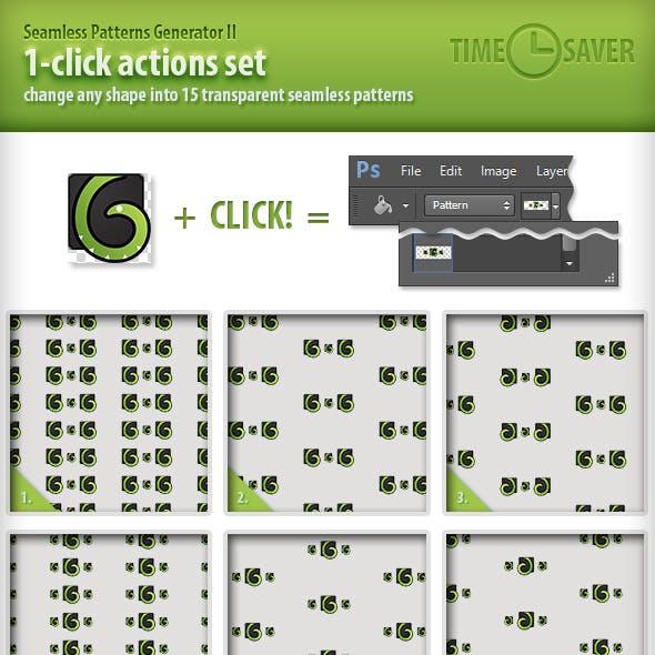 Seamless Patterns Generator II