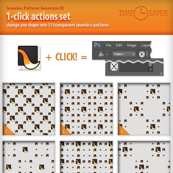 Seamless Patterns Generator III