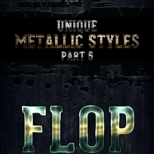 Unique Metallic Styles - Part 5
