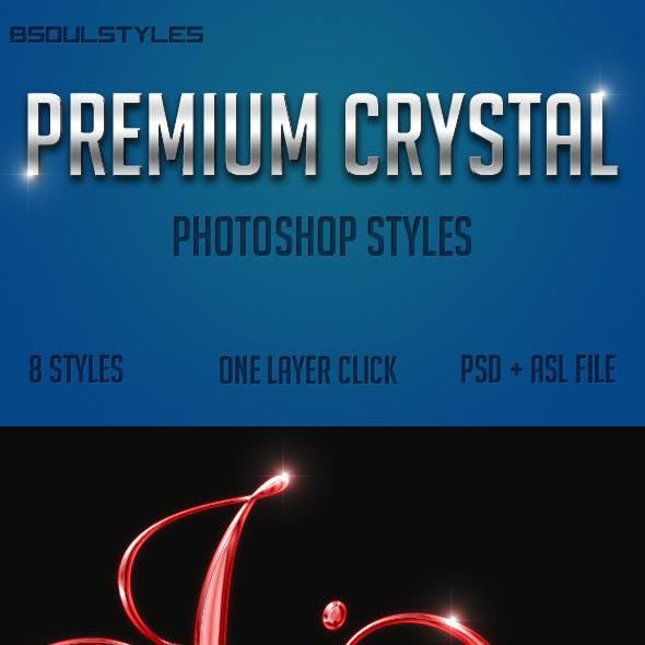 Premium Crystal Styles