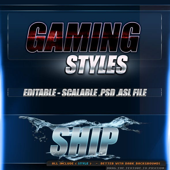 Gaming Styles