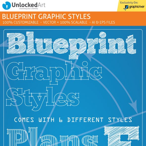 Blueprint Graphic Styles