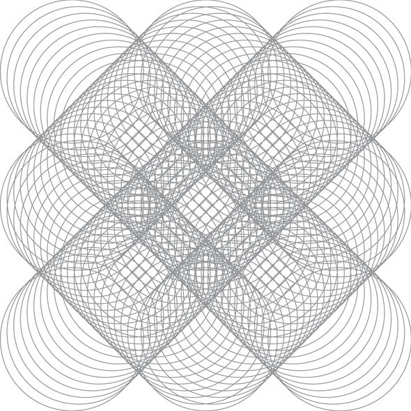 Vector Pattern For Certificate Or Diploma