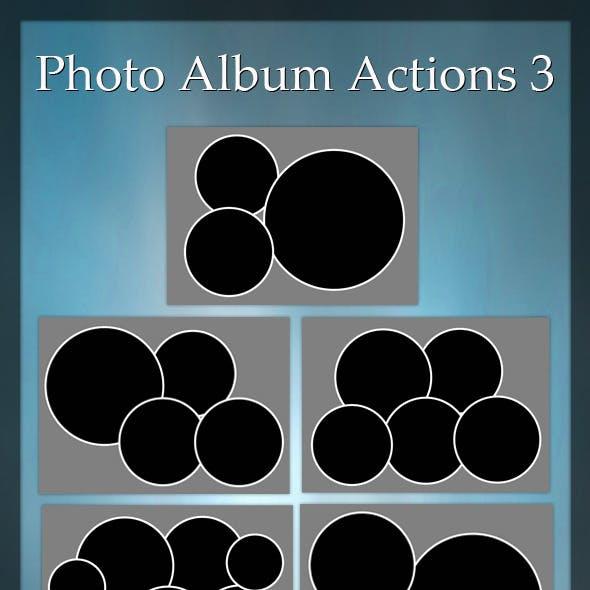 Photo Album Actions 3