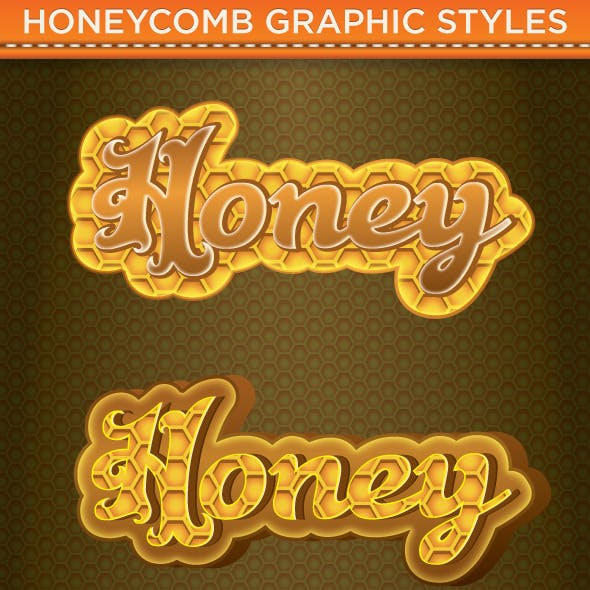 HoneyComb Graphic Styles