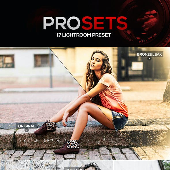 PROSETS Lightroom Presets