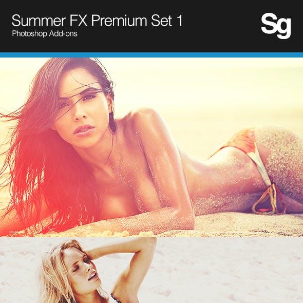 Summer FX Premium Set 1