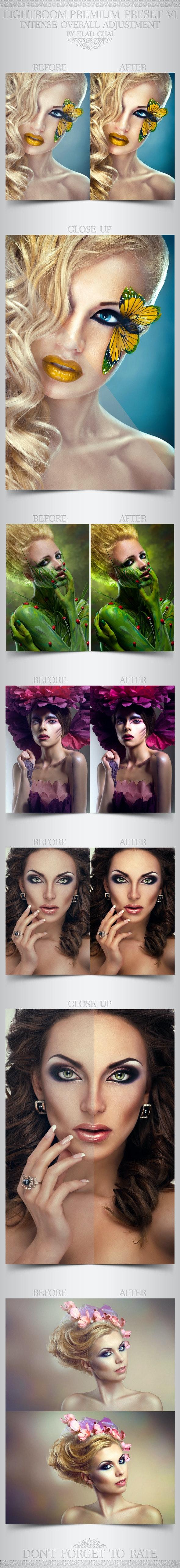 Perfect Model Lightroom Preset V1 - Portrait Lightroom Presets