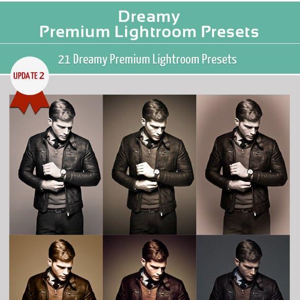 Dreamy - Premium Lightroom Presets