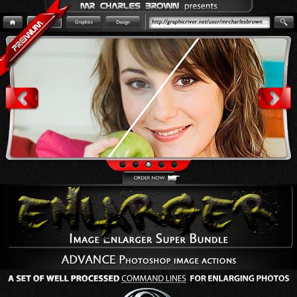 Image Enlarger Super Bundle