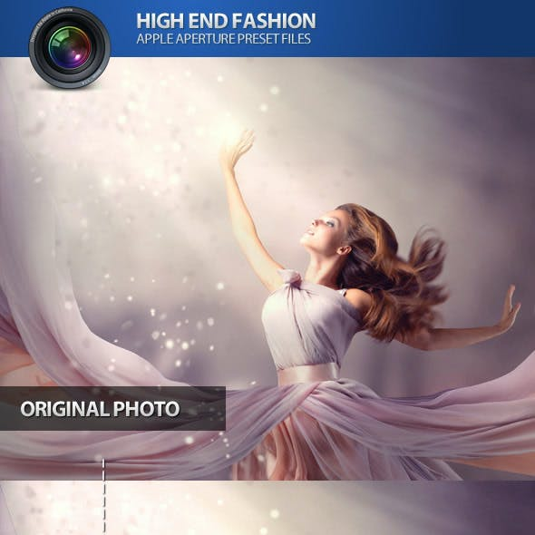 High End Fashion Aperture Photo Presets