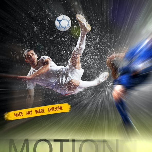 Fast Motion Effects (PS Actions)