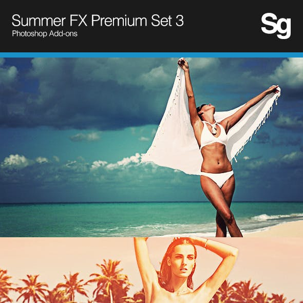 Summer FX Premium Set 3