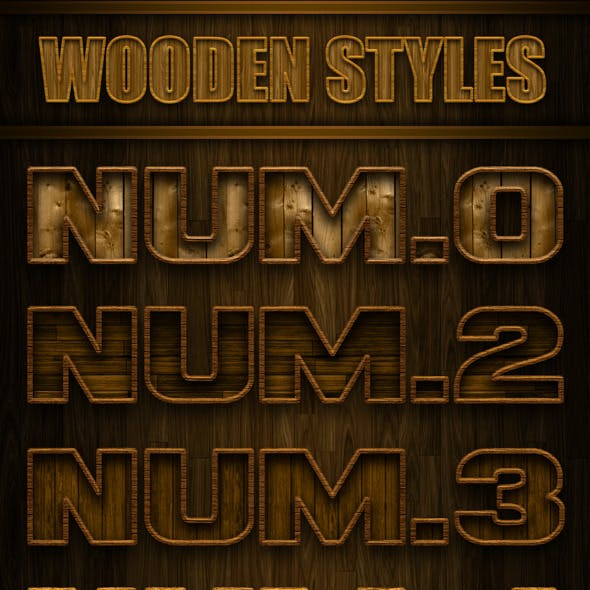 Wooden Styles
