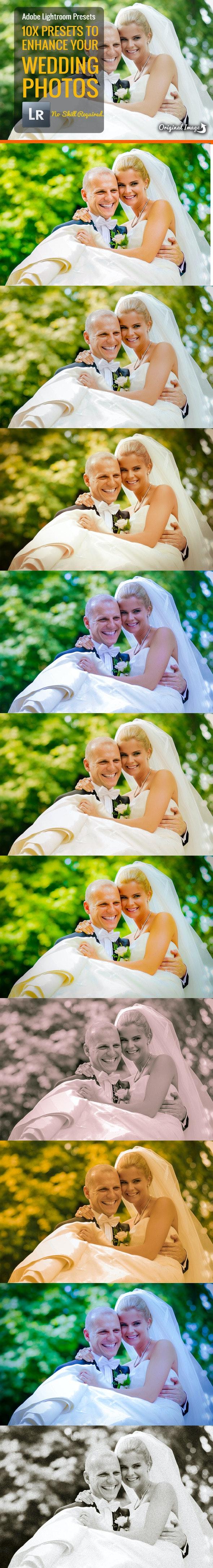 Wedding Photo Presets