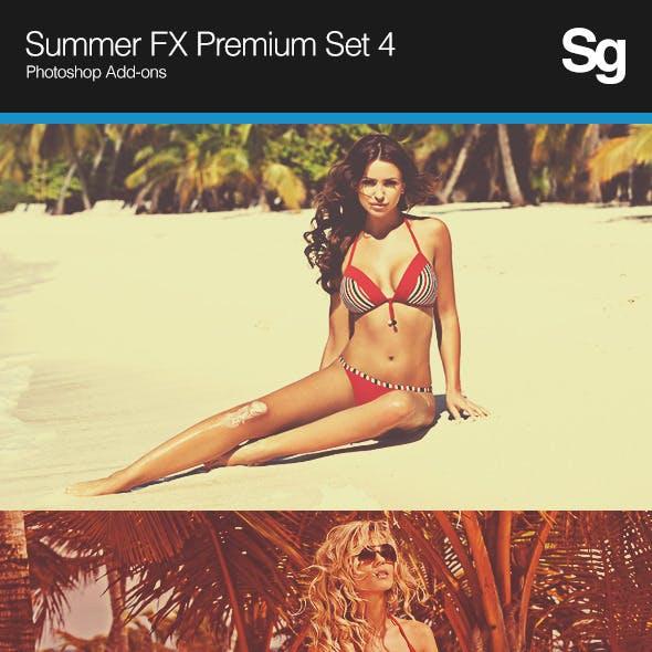 Summer FX Premium Set 4