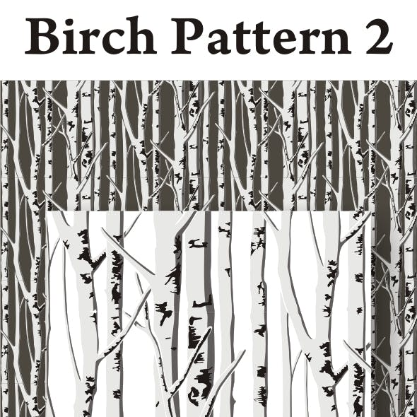 Birch Pattern 2