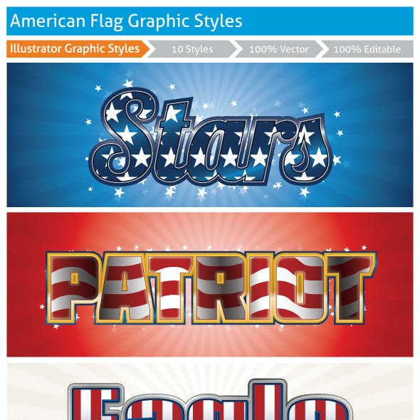 American Graphic Styles 1