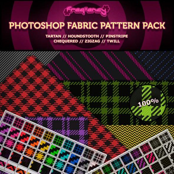 Photoshop Fabric Pattern Pack